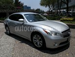 Foto venta Auto Seminuevo Infiniti M 37 Premium (2013) color Plata precio $279,000
