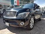 Foto venta Auto Seminuevo Infiniti QX80 56 8 Pasajeros  (2014) color Negro precio $480,000