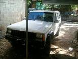 Foto venta carro Usado Jeep Cherokee Classic  Auto. 4x4 (1993) color Blanco precio u$s1.200