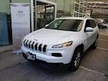 Foto venta Auto Usado Jeep Cherokee Latitude (2014) color Blanco precio $245,000