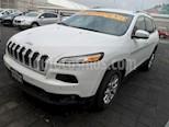 Foto venta Auto Seminuevo Jeep Cherokee Latitude (2015) color Blanco precio $280,000