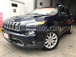 Foto venta Auto Seminuevo Jeep Cherokee Limited Premium (2014) color Azul Real precio $305,000