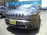 Foto venta Auto Seminuevo Jeep Cherokee Limited (2017) color Gris precio $418,000