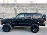 Foto venta Auto usado Jeep Cherokee Limited (1998) color Negro precio $85,000