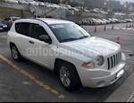 Foto venta Auto Usado Jeep Compass 2.4L 4x2 Aut (2010) color Blanco precio u$s20.500