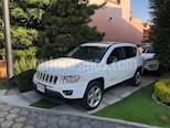 Foto venta Auto usado Jeep Compass 4x2 Limited Aut (2008) color Blanco precio $175,000