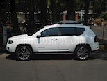 Foto venta Auto Seminuevo Jeep Compass 4x2 Limited Premium CVT Nav  (2014) color Blanco precio $235,000