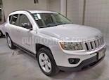 Foto venta Auto Seminuevo Jeep Compass 4x2 Sport CVT (2013) color Blanco precio $184,000