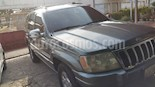 Foto venta carro usado Jeep Grand Cherokee Laredo 4x4 (Vw3) V8,4.7i,16v A 1 2 (2001) color Gris precio u$s3.400