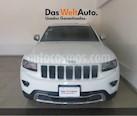 Foto venta Auto Seminuevo Jeep Grand Cherokee Limited Lujo 3.6L 4x2 (2014) color Blanco precio $354,995