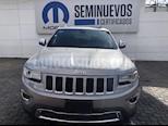 Foto venta Auto Seminuevo Jeep Grand Cherokee Limited Lujo 3.6L 4x2 (2015) color Plata precio $485,000