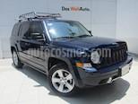Foto venta Auto Seminuevo Jeep Patriot 4x2 Limited CVT Nav (2014) color Azul Real precio $225,000