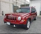 Foto venta Auto Usado Jeep Patriot 4x2 Limited CVT  (2014) color Rojo Cerezo precio $240,000