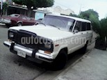 Foto venta carro usado Jeep Wagoneer 4X2 (1977) color Blanco precio u$s850