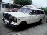Foto venta carro usado Jeep Wagoneer LTD. 4x4 L6 4.0i (1977) color Blanco precio u$s1.100