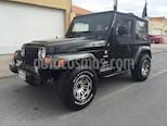 Foto venta Auto Seminuevo Jeep Wrangler Rubicon 4x4 4.0L Techo Duro (2004) color Negro precio $115,000