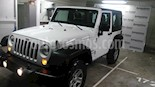 Foto venta Auto Seminuevo Jeep Wrangler Sport MTX 4x4 3.6L  (2014) color Blanco precio $329,000