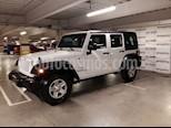 Foto venta Auto Seminuevo Jeep Wrangler Unlimited Sport 4x4 3.6L Aut (2016) color Blanco precio $447,000