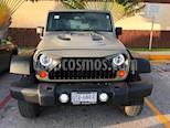 Foto venta Auto Seminuevo Jeep Wrangler Unlimited X 4x2 3.8L Aut (2007) color Verde precio $335,000