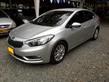 Foto venta Carro usado KIA Cerato Pro 1.6L  (2014) color Plata precio $45.000.000