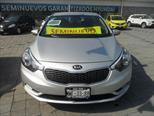 Foto venta Auto Usado Kia Forte EX Aut (2016) color Plata precio $225,000