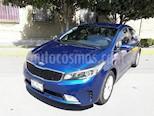 Foto venta Auto Seminuevo Kia Forte EX Aut (2018) color Azul precio $257,000