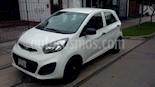 Foto venta Auto usado KIA Picanto 1.0L LX color Blanco precio u$s7,200