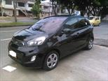 Foto venta Carro usado KIA Picanto 1.2L Aa Aut (2013) color Negro precio $30.000.000