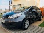 Foto venta Auto usado Kia Rio 4 EX 1.4L Aut  (2013) color Gris Platinium precio $6.100.000