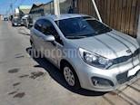 Foto venta Auto usado Kia Rio 5  1.4L EX  (2014) color Gris Platino precio $6.200.000