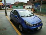 KIA Rio Hatchback 1.4 EX Full usado (2013) color Azul Electrico precio u$s10,500