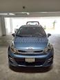 Foto venta Auto Seminuevo Kia Rio Hatchback EX (2017) color Azul precio $199,000
