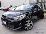 Foto venta Auto Seminuevo Kia Rio Hatchback EX (2017) color Negro precio $248,000
