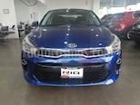 Foto venta Auto Seminuevo Kia Rio Sedan EX Aut (2018) color Azul precio $249,000