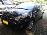 Foto venta Carro usado KIA Rio 1.4L Spice (2014) color Negro Basalto precio $36.500.000