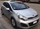 Foto venta Auto Usado KIA Rio EX 1.4L (2014) color Plata Brillante precio u$s10,500