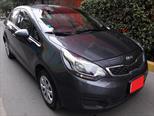 Foto venta Auto Usado KIA Rio LX 1.4L (2014) color Gris precio u$s11,200