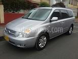 Foto venta Carro usado KIA Sedona EX 2.9L Di Aut (2009) color Plata precio $46.900.000
