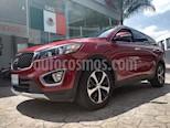 Foto venta Auto Usado Kia Sorento 3.3L EX Pack Nav AWD 7 Pas (2016) color Rojo precio $410,000