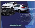 Foto venta carro usado Kia Sportage 2.0L 4x2 (2016) color A eleccion precio BoF16.000.000