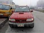 Foto venta Auto usado Kia Sportage 2.0L LX 4x4 (2002) color Rojo Senal precio $2.550.000