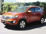Foto venta Auto Usado KIA Sportage EX 4x4 Aut (2011) color Naranja Electrico precio $510.000