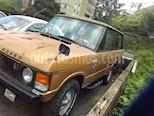 Foto venta carro usado Land Rover Range Rover  3.8 v8 color Marron precio BoF220.000