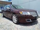 Foto venta Auto usado Lincoln MKZ Elite (2012) color Rojo Granate precio $175,000