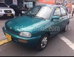 Foto venta Carro Usado Mazda 121 LX (1998) color Verde precio $7.900.000