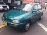Foto venta Carro Usado Mazda 121 LX (1998) color Verde precio $6.900.000