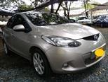Foto venta Carro Usado Mazda 2 1.5 5P (2008) color Plata Ariane precio $27.800.000