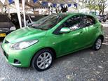 Foto venta Carro usado Mazda 2 1.5 Aut 5P (2008) color Verde precio $24.000.000