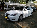 Foto venta Carro Usado Mazda 3 2.0L Aut (2007) color Blanco precio $25.800.000