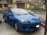 Foto venta Auto usado Mazda 3 Sedan Sedan 1.6 Mec Deluxe (2012) color Azul precio u$s9,500